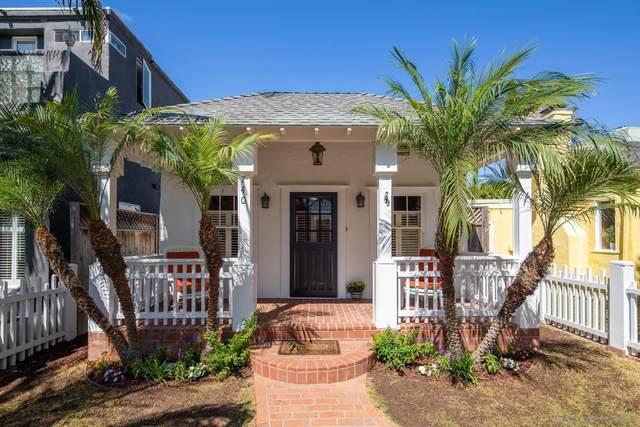 740 I Ave, Coronado, CA 92118 (#210026395) :: Neuman & Neuman Real Estate Inc.