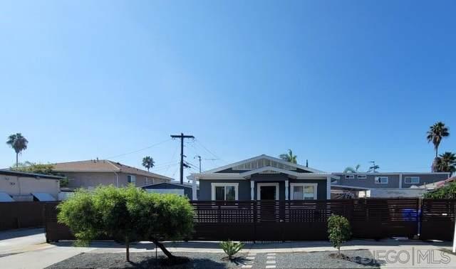 3669 Orange Ave, San Diego, CA 92104 (#210026402) :: Neuman & Neuman Real Estate Inc.