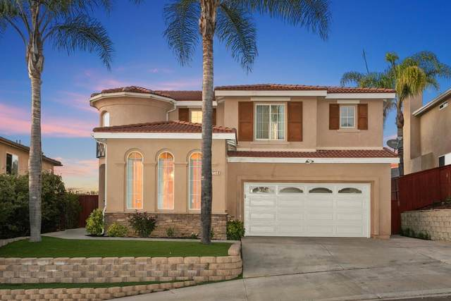 1068 Camino Del Sol, San Marcos, CA 92069 (#210026529) :: Neuman & Neuman Real Estate Inc.