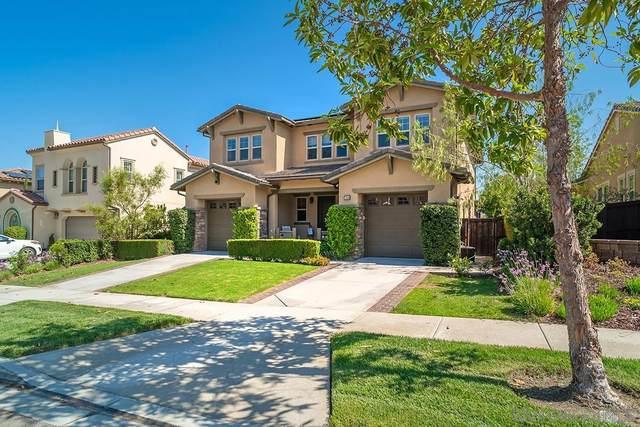 7056 Sitio Frontera, Carlsbad, CA 92009 (#210026532) :: Neuman & Neuman Real Estate Inc.