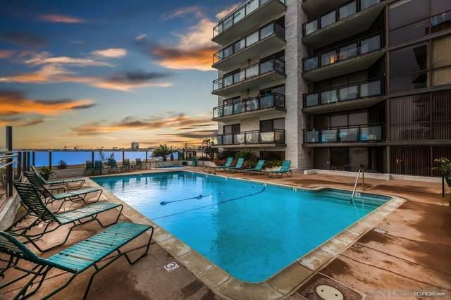 3916 Riviera Dr #508, Pacific Beach, CA 92109 (#210026724) :: Keller Williams - Triolo Realty Group