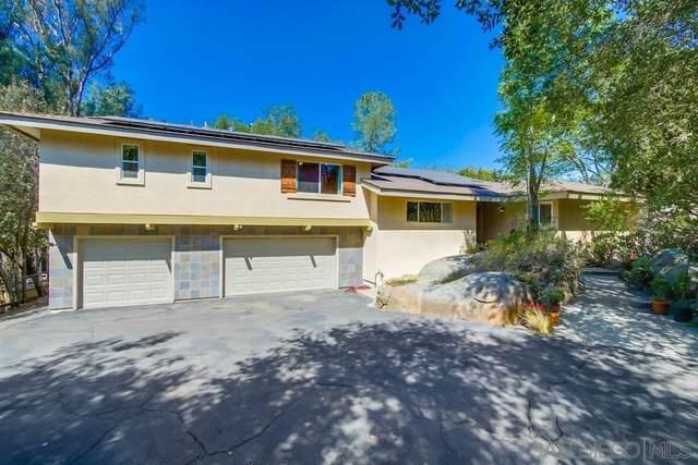 13664 Jack Rabbit Rd, Poway, CA 92064 (#210026895) :: Neuman & Neuman Real Estate Inc.