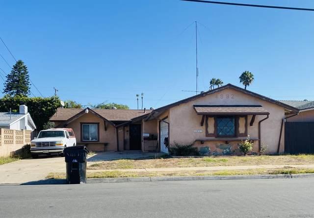 4992 Mount Etna, San Diego, CA 92117 (#210027152) :: COMPASS