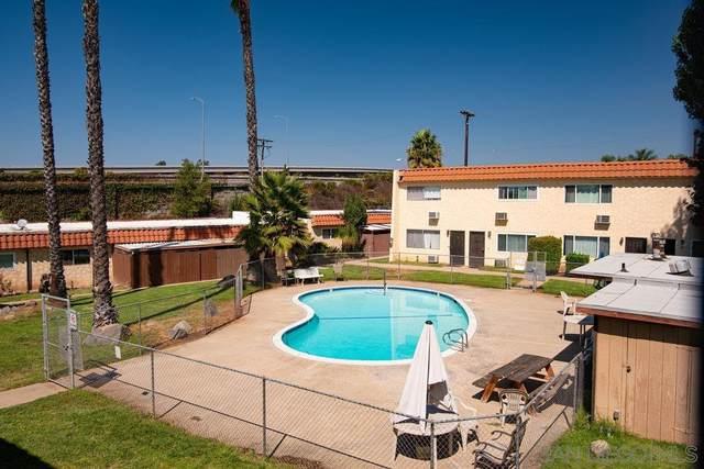 8445 Graves #14, Santee, CA 92071 (#210027364) :: Windermere Homes & Estates