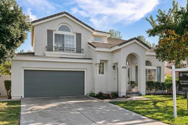 12077 Ferncrest Place, San Diego, CA 92128 (#210027531) :: Neuman & Neuman Real Estate Inc.