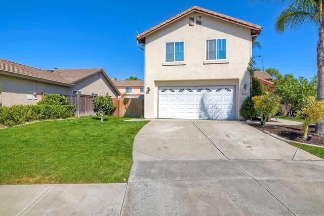 2441 Linda Ct, Escondido, CA 92027 (#210027587) :: Neuman & Neuman Real Estate Inc.