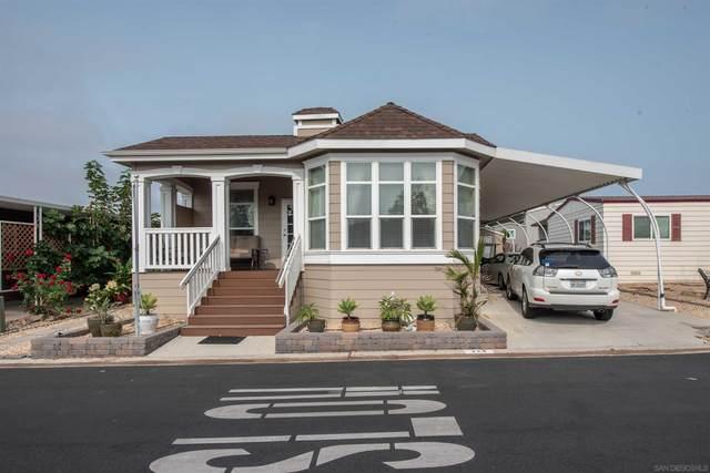 650 S Rancho Santa Fe Rd #368, San Marcos, CA 92078 (#210027728) :: Windermere Homes & Estates