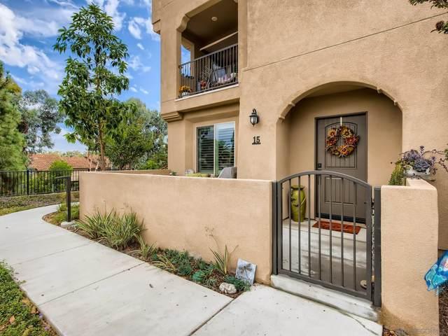 1569 Castillo Way #15, Vista, CA 92081 (#210027926) :: Neuman & Neuman Real Estate Inc.