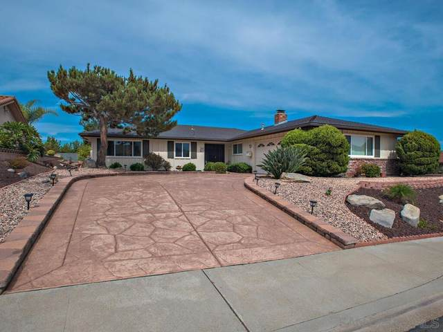 16634 San Salvador Rd, San Diego, CA 92128 (#210028119) :: Windermere Homes & Estates