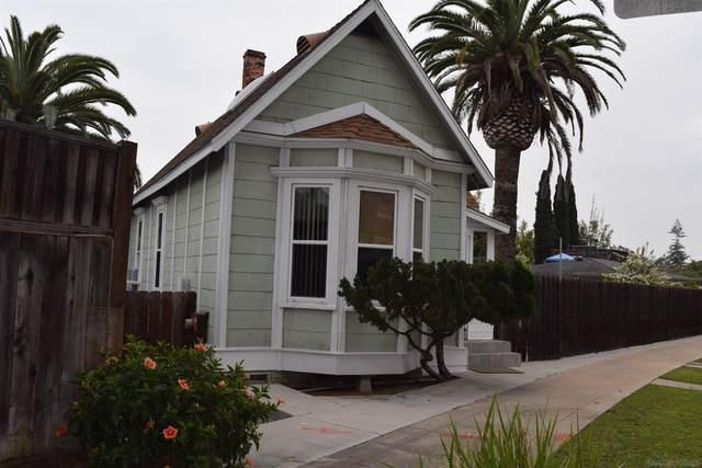 305 Pomona Avenue, Coronado, CA 92118 (#210028336) :: Neuman & Neuman Real Estate Inc.