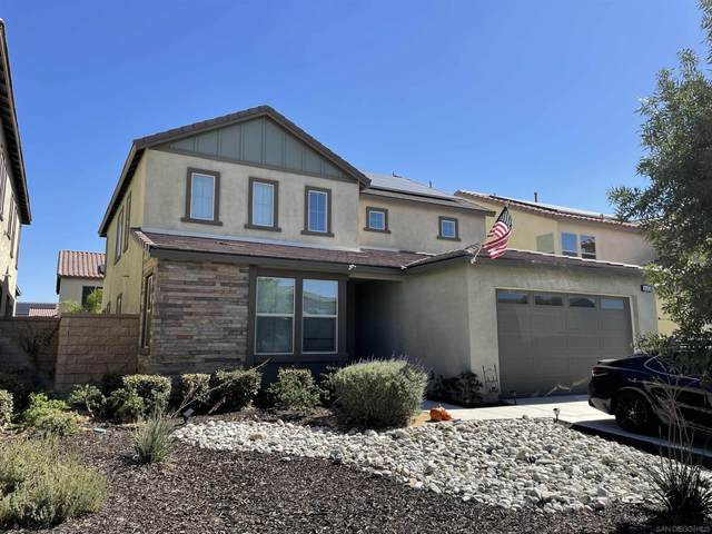 36458 Calle Grandola, Winchester, CA 92596 (#210028411) :: Wannebo Real Estate Group