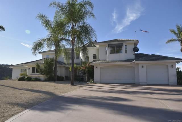 14089 Pauma Vista Drive, Valley Center, CA 92082 (#210028439) :: Rubino Real Estate