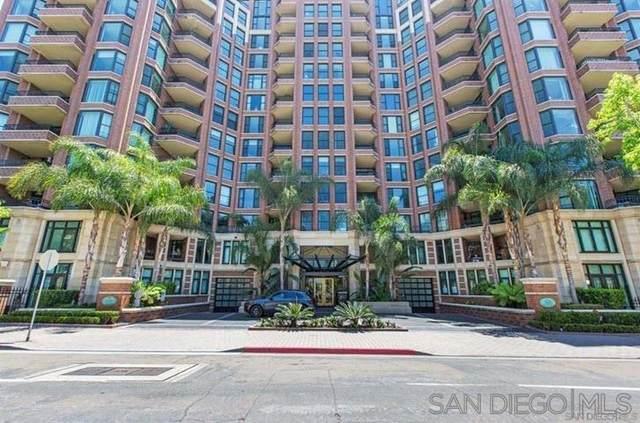 500 W Harbor Drive #1404, San Diego, CA 92101 (#210028536) :: Keller Williams - Triolo Realty Group