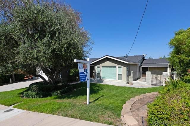 7149 Lewison Dr, San Diego, CA 92120 (#210028558) :: Neuman & Neuman Real Estate Inc.