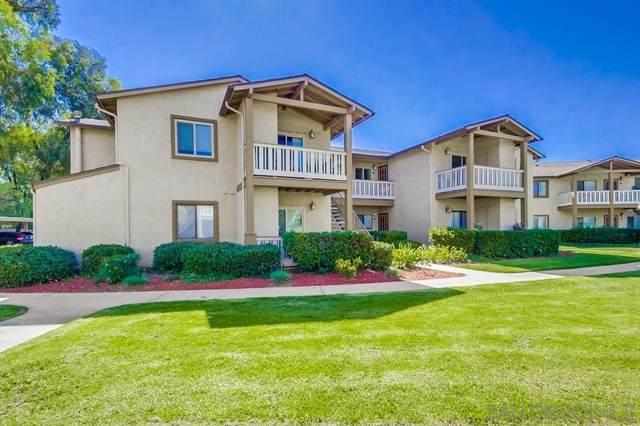 1423 Graves Ave #245, El Cajon, CA 92021 (#210028859) :: Neuman & Neuman Real Estate Inc.