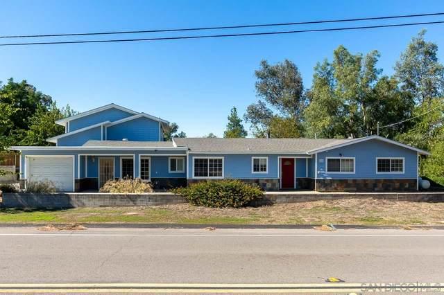 611 Hunter Street, Ramona, CA 92065 (#210028942) :: Rubino Real Estate