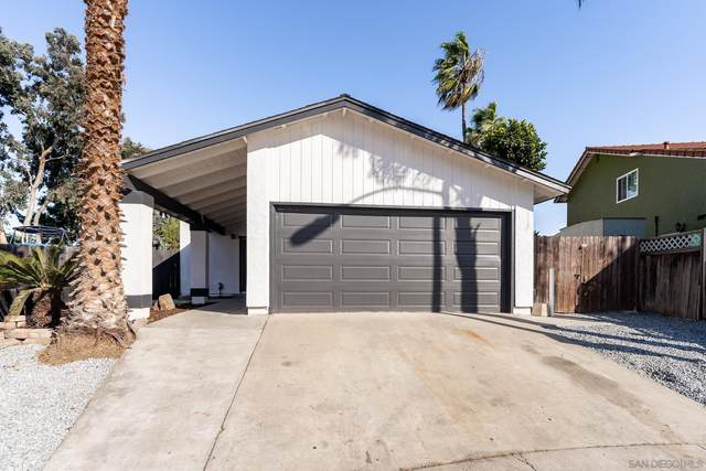 5601 Calle Sal Si Puedes, San Diego, CA 92139 (#210029026) :: Rubino Real Estate