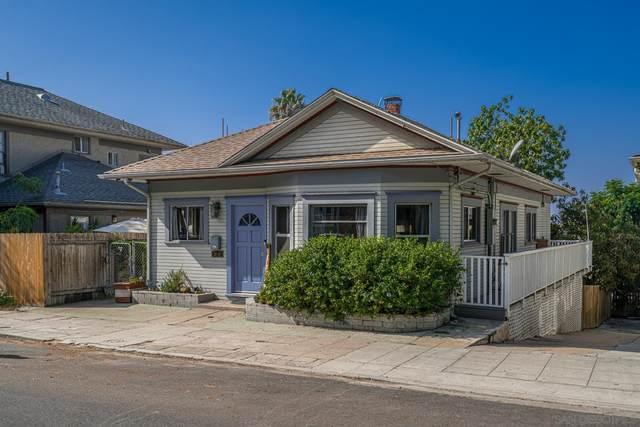 926 23rd St, San Diego, CA 92102 (#210029042) :: Neuman & Neuman Real Estate Inc.