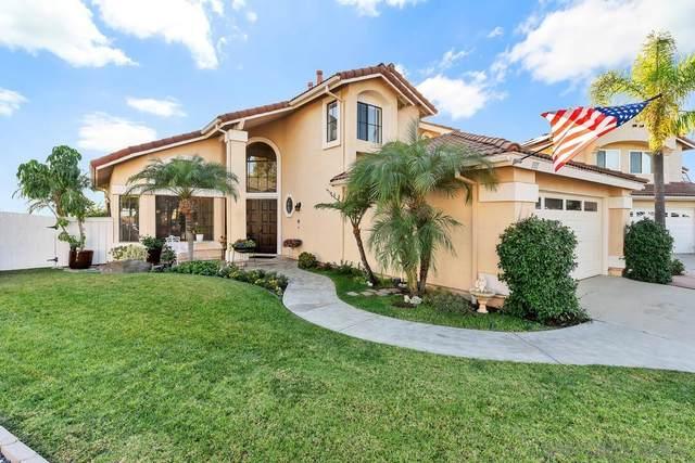 9303 Vervain St, San Diego, CA 92129 (#210029149) :: Keller Williams - Triolo Realty Group