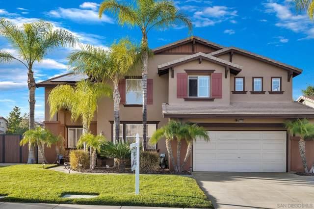 41249 Robards Way, Murrieta, CA 92562 (#210029257) :: Neuman & Neuman Real Estate Inc.