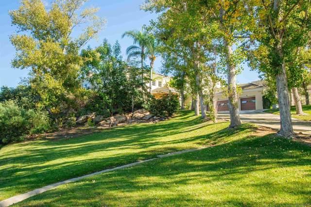 13151 Stone Canyon Rd, Poway, CA 92064 (#210029449) :: Neuman & Neuman Real Estate Inc.