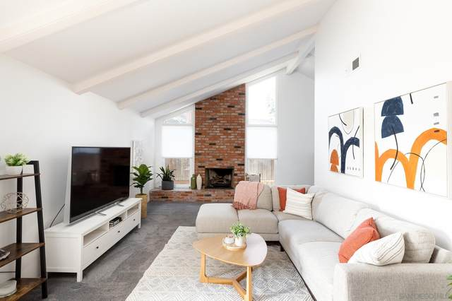 7725 Larchwood Way, San Diego, CA 92120 (#210029464) :: Neuman & Neuman Real Estate Inc.