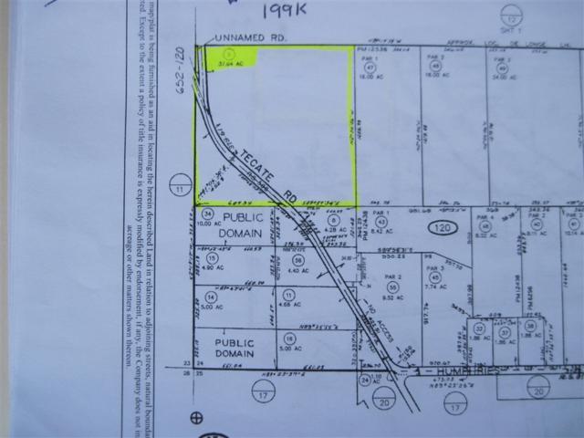 652-120-09-00 Tecate #09, Tecate, CA 91980 (#160050023) :: Neuman & Neuman Real Estate Inc.