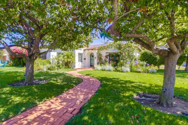 2304 Plum St, San Diego, CA 92106 (#170030744) :: Neuman & Neuman Real Estate Inc.