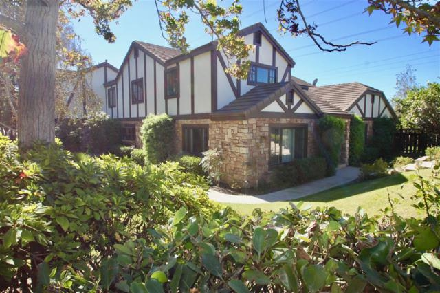 1137 Via Mil Cumbres, Solana Beach, CA 92075 (#170058411) :: Coldwell Banker Residential Brokerage
