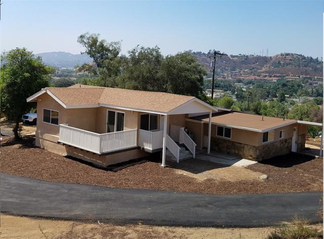 11341 Rocky Lane, Lakeside, CA 92040 (#170059769) :: Whissel Realty