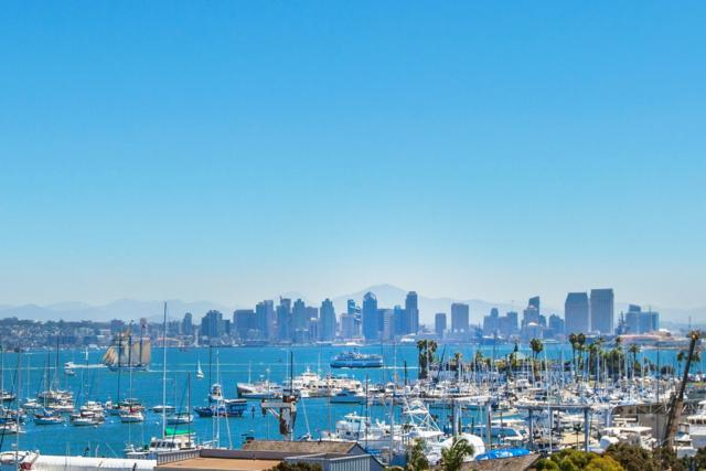 1150 Anchorage Ln #306, San Diego, CA 92106 (#180003276) :: Douglas Elliman - Ruth Pugh Group