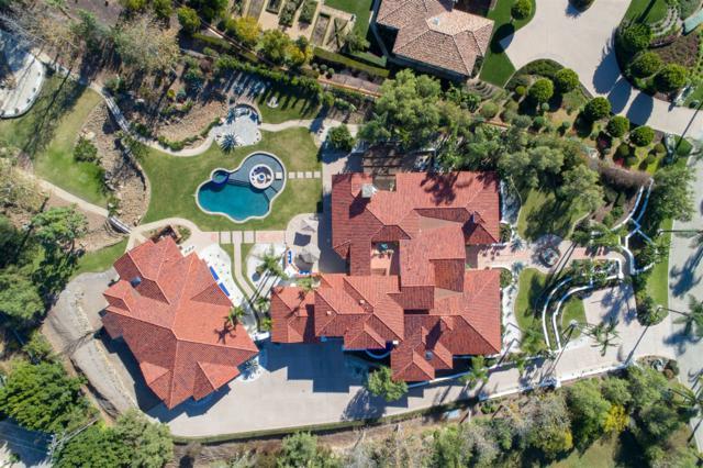7152 Rancho La Cima Dr, Rancho Santa Fe, CA 92067 (#180004087) :: Ascent Real Estate, Inc.