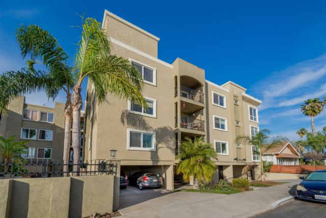 836 W Pennsylvania Ave #304, San Diego, CA 92103 (#180007712) :: Welcome to San Diego Real Estate