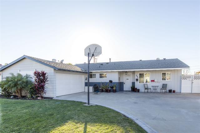 604 Galena St, El Cajon, CA 92019 (#180007913) :: Neuman & Neuman Real Estate Inc.