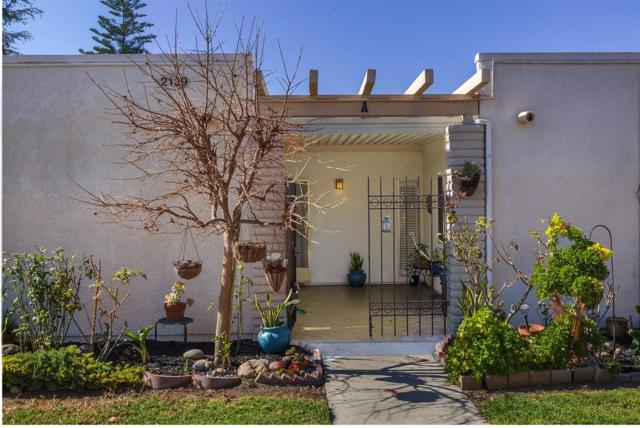 2129 Via Puerta Unit A, Laguna Woods, CA 92637 (#180008399) :: Whissel Realty