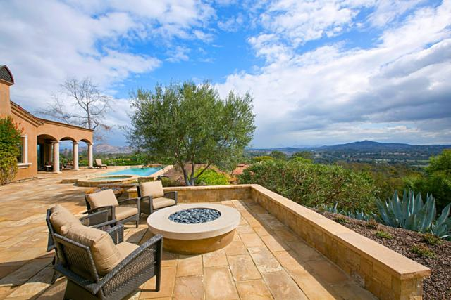 5535 La Sencilla Lane, Rancho Santa Fe, CA 92067 (#180011144) :: Beachside Realty