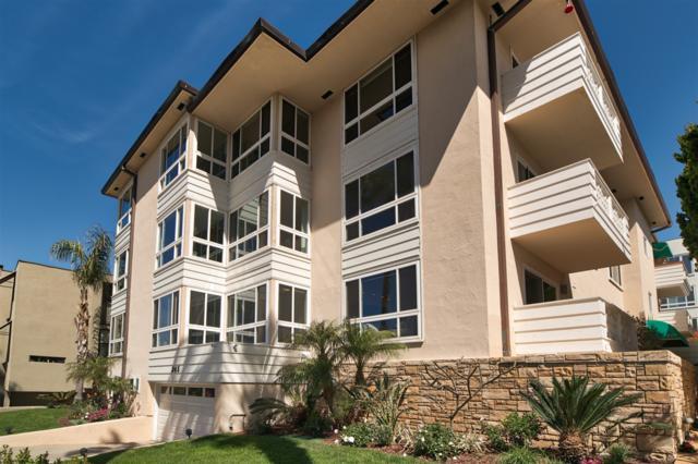 245 Coast A2, La Jolla, CA 92037 (#180014096) :: The Yarbrough Group
