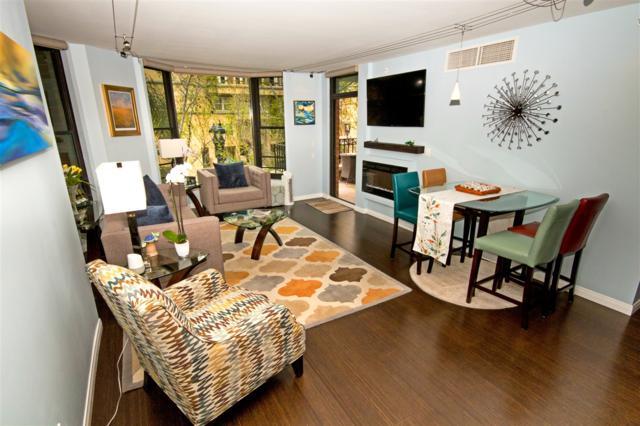 500 W Harbor Drive #314, San Diego, CA 92101 (#180018444) :: Neuman & Neuman Real Estate Inc.