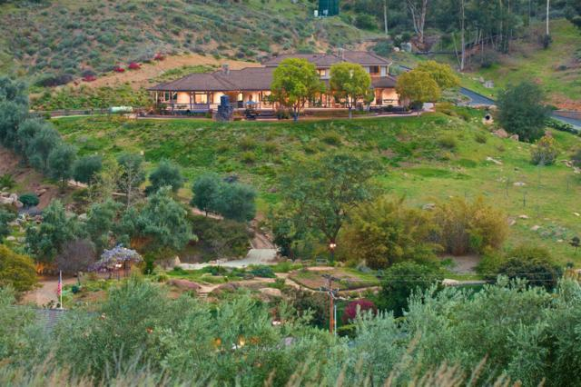 14755 Valleyview Rd, Poway, CA 92064 (#180018550) :: The Yarbrough Group