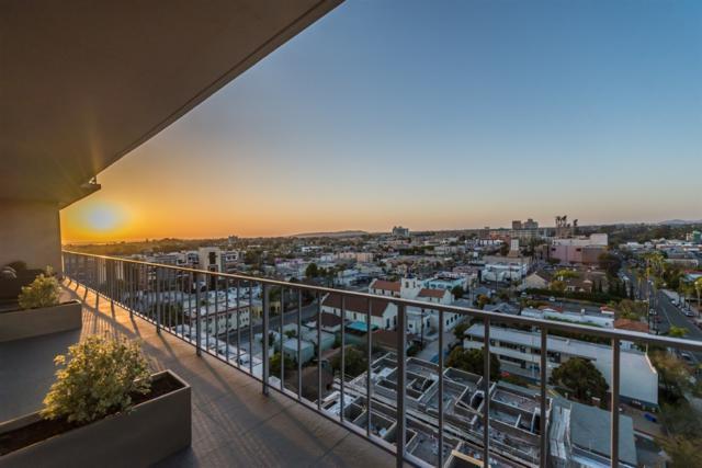 3634 7th Avenue 14H, San Diego, CA 92103 (#180018740) :: Ghio Panissidi & Associates