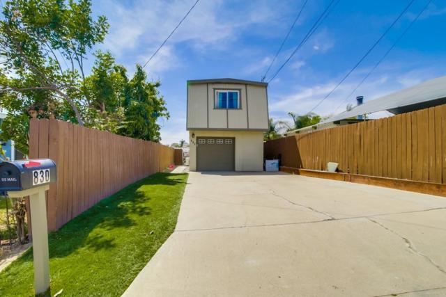 830 Pecos St, Spring Valley, CA 91977 (#180020938) :: Ghio Panissidi & Associates