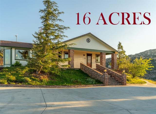 26905 Deer Canyon Drive, Ramona, CA 92065 (#180023907) :: Ascent Real Estate, Inc.