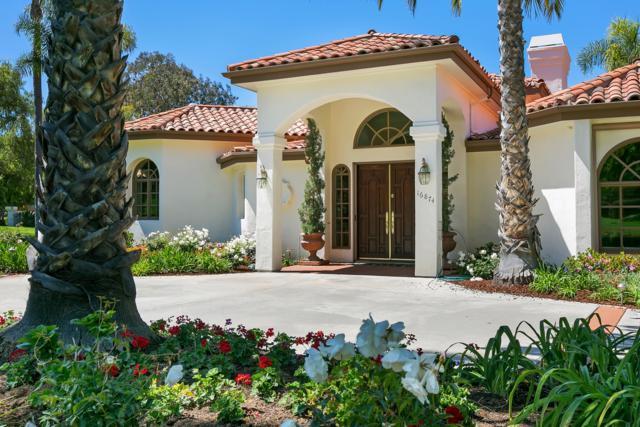16874 Circa Del Sur, Rancho Santa Fe, CA 92067 (#180024036) :: Neuman & Neuman Real Estate Inc.