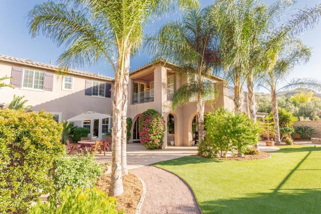 3168 Skyline View Gln, Escondido, CA 92027 (#180025568) :: The Yarbrough Group