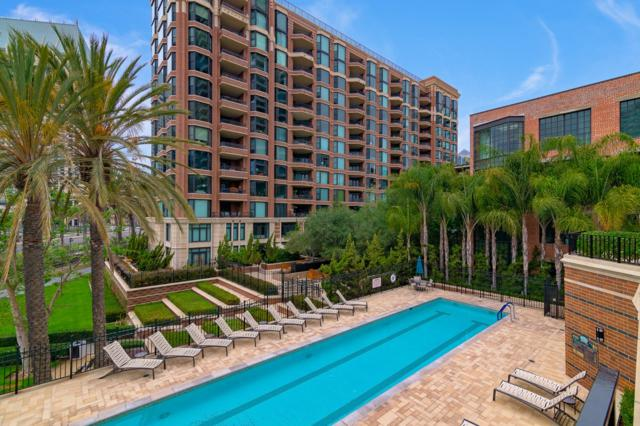 500 W Harbor Dr #134, San Diego, CA 92101 (#180027104) :: Keller Williams - Triolo Realty Group