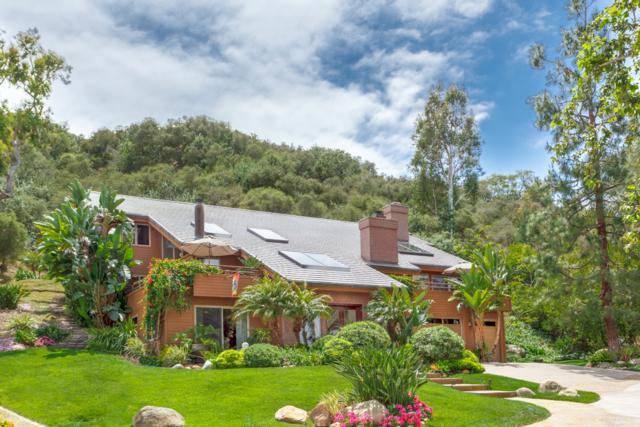 1405 Rancho Serena, Rancho Santa Fe, CA 92067 (#180028956) :: The Yarbrough Group