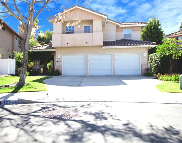 12504 Cypress Woods Ct, San Diego, CA 92131 (#180030465) :: Coldwell Banker Residential Brokerage
