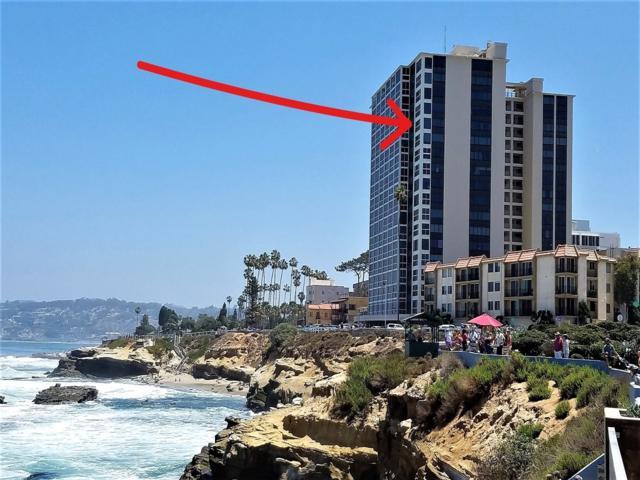 939 Coast Boulevard 17E, La Jolla, CA 92037 (#180031509) :: Neuman & Neuman Real Estate Inc.