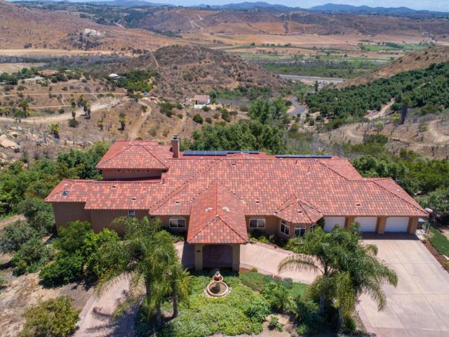 3652 Monserate Hill Ct, Fallbrook, CA 92028 (#180033328) :: The Yarbrough Group