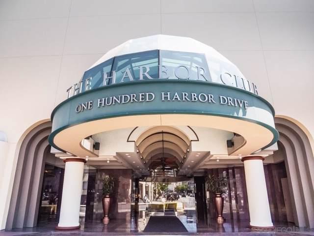 100 Harbor #1906, San Diego, CA 92101 (#180033669) :: Pugh-Thompson & Associates